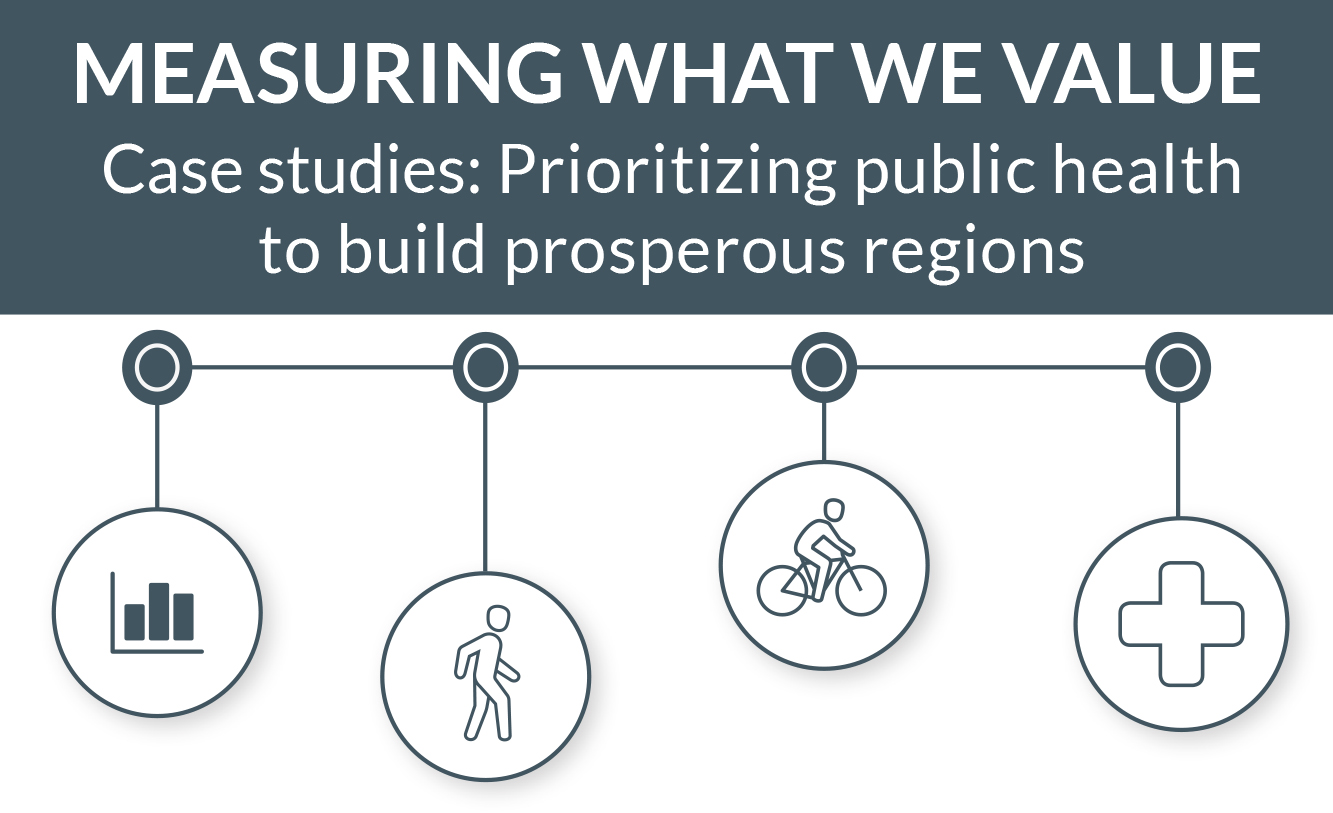 Prioritizing public health for prosperous regions